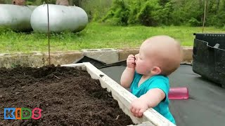 Naughty Babies Trouble Maker - baby fun and fails | Hilarious Kids