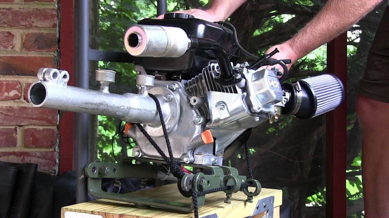 HOTRODDIN' THE PREDATOR - SPS Mud Motor