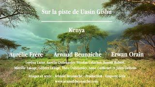 Sur la piste de Uasin Gishu au Kenya
