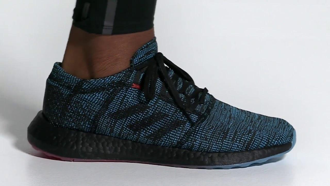 Adidas Pureboost Go LTD Shoes/Black