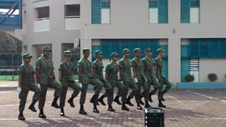 Yusof Ishak Sec NCC FSD BOYS CCA Day'17