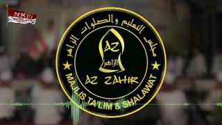 "Terbaru ""Mars Zahir mania"" vocal Yan Lucky Az-zahir"