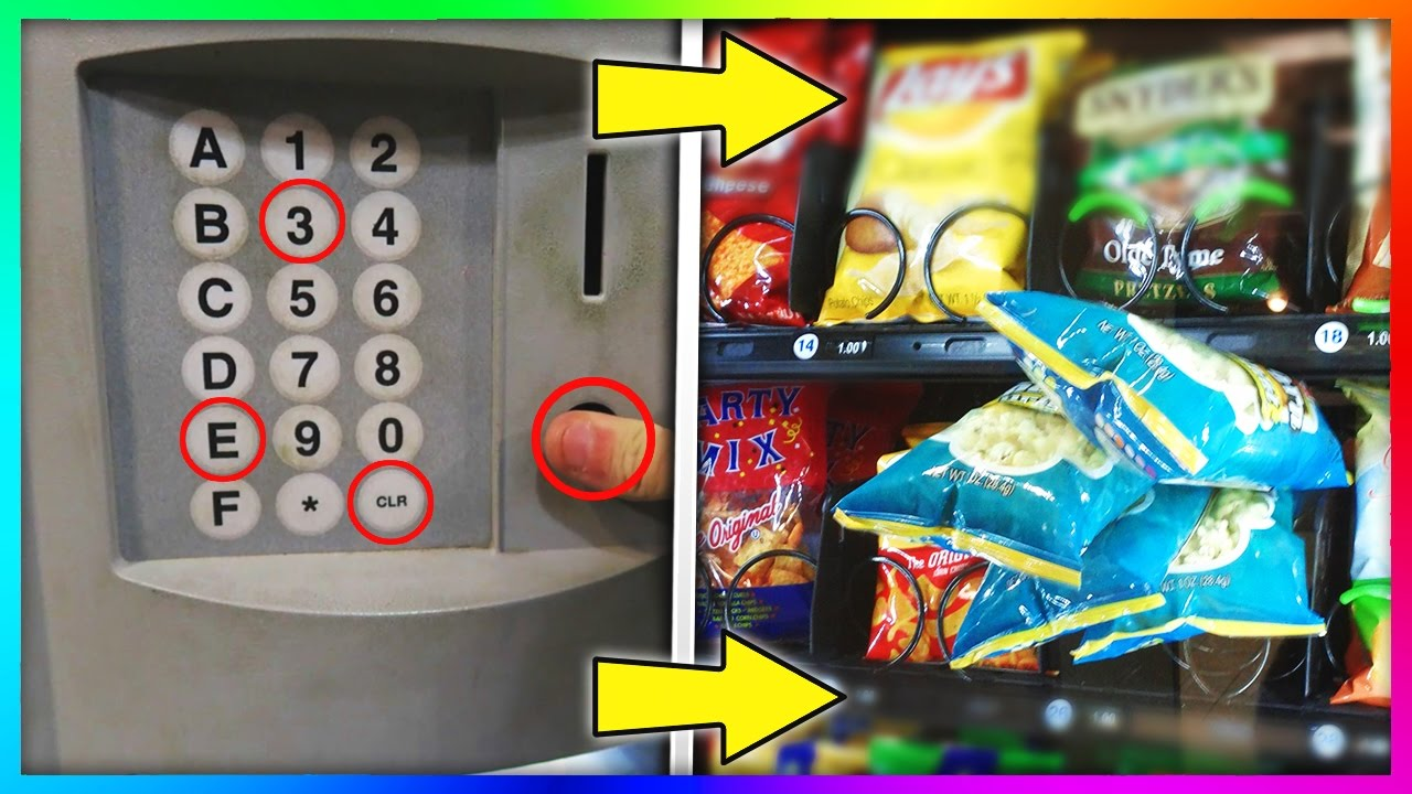 how to get a vending machine in your office