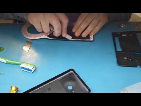 Nokia Lumia 535 Digitiser Screen Replacement | iCanRepairIt.co.uk