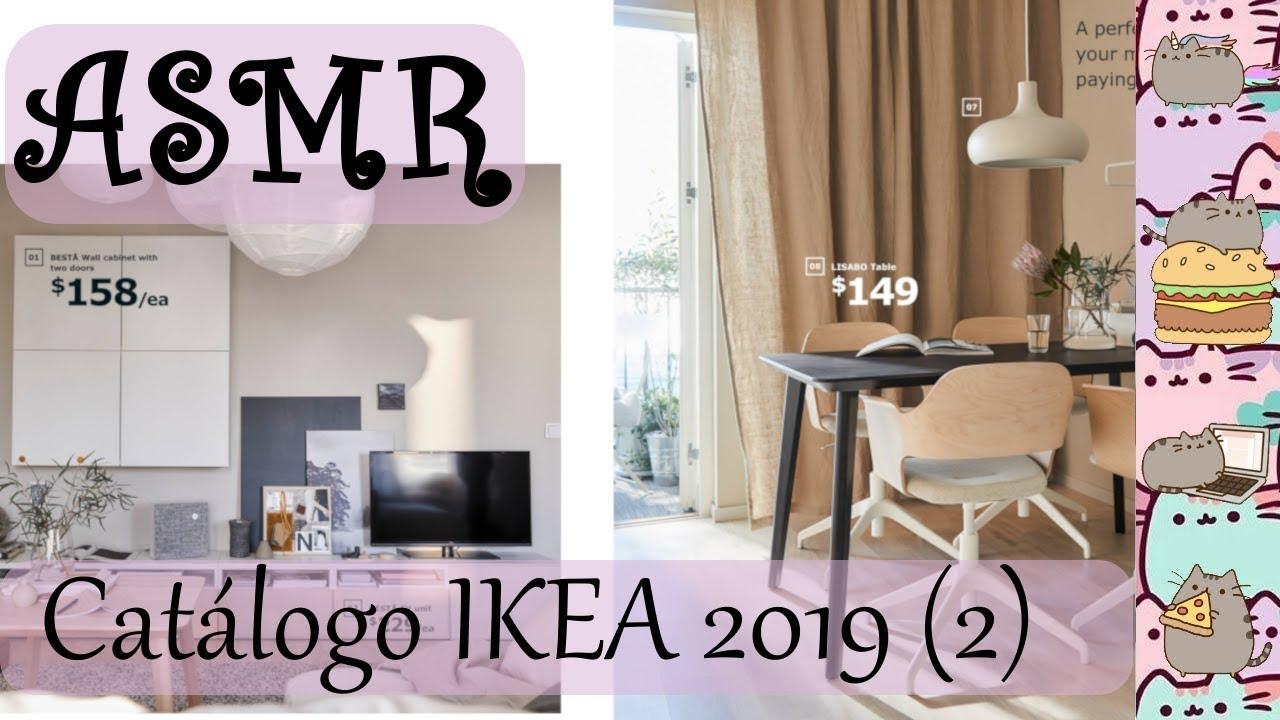 Asmr Español Catálogo Ikea 2019 Parte 2 Youtube