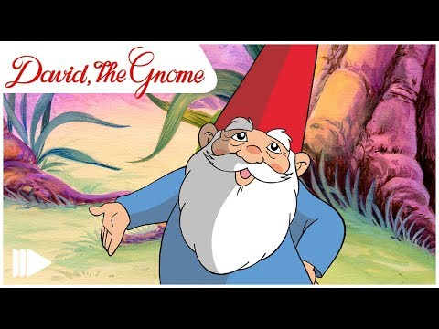 David, the Gnome - 01 -  David, the Gnome | Full Episode |