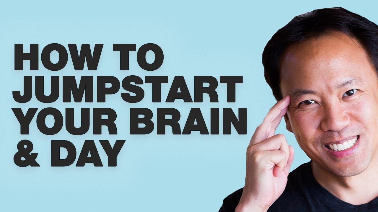 Kwik Brain Episode 16: My Morning Routine - How to Jumpstart Your Brain & Day