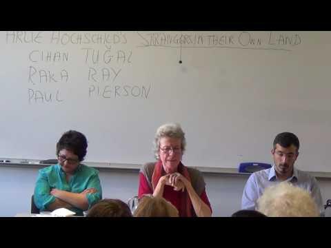 Berkeley Sociology Forum: Arlie Hochschild presents Strangers in Their Own Land