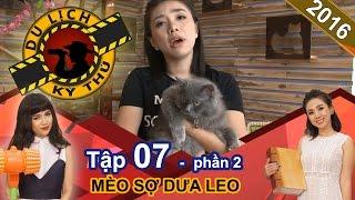 meo so dua chuot - miko lan trinh ao tuong minh la meo  du lich ky thu - tap 7  phan 2