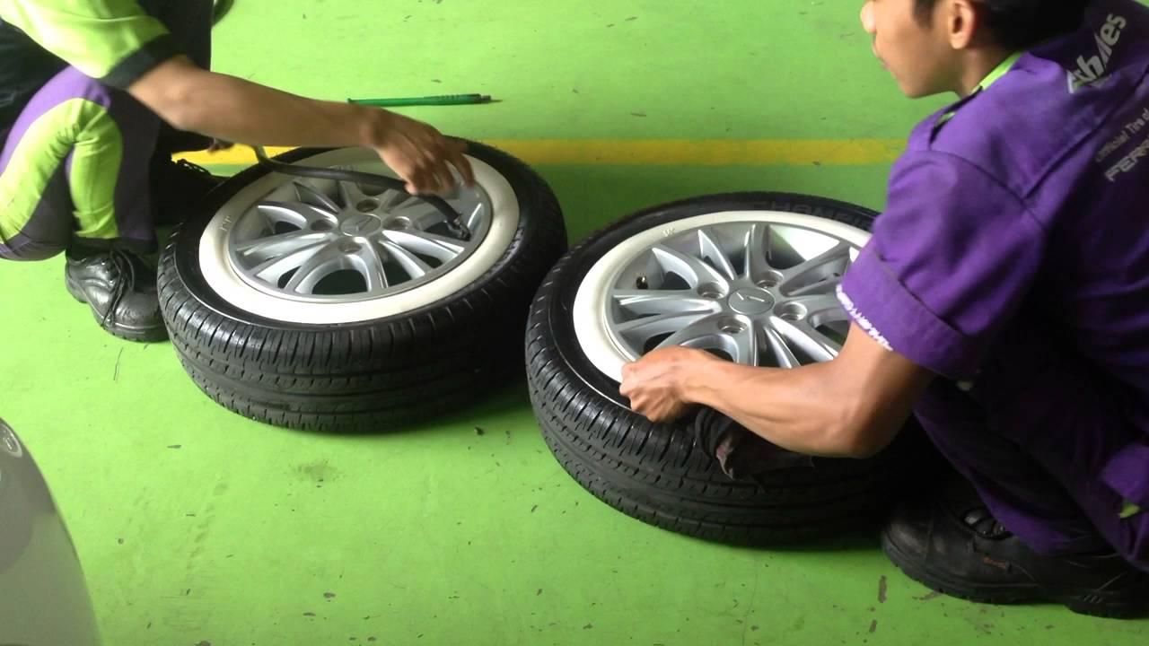 Modifikasi Ban Mobil Dengan Whitewall Chazzy13 Automotive Blog
