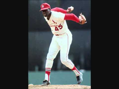 Bob Gibson No-Hits the Pittsburgh Pirates (Original Radio Call).