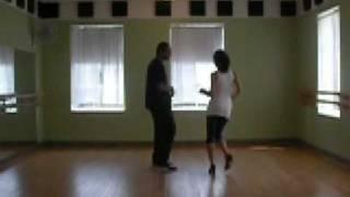 Salsa Dance Practice:  Messin' Around With Latin Jazz