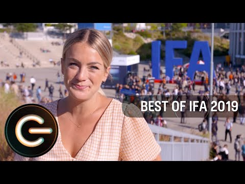 Best Tech at IFA 2019 | The Gadget Show