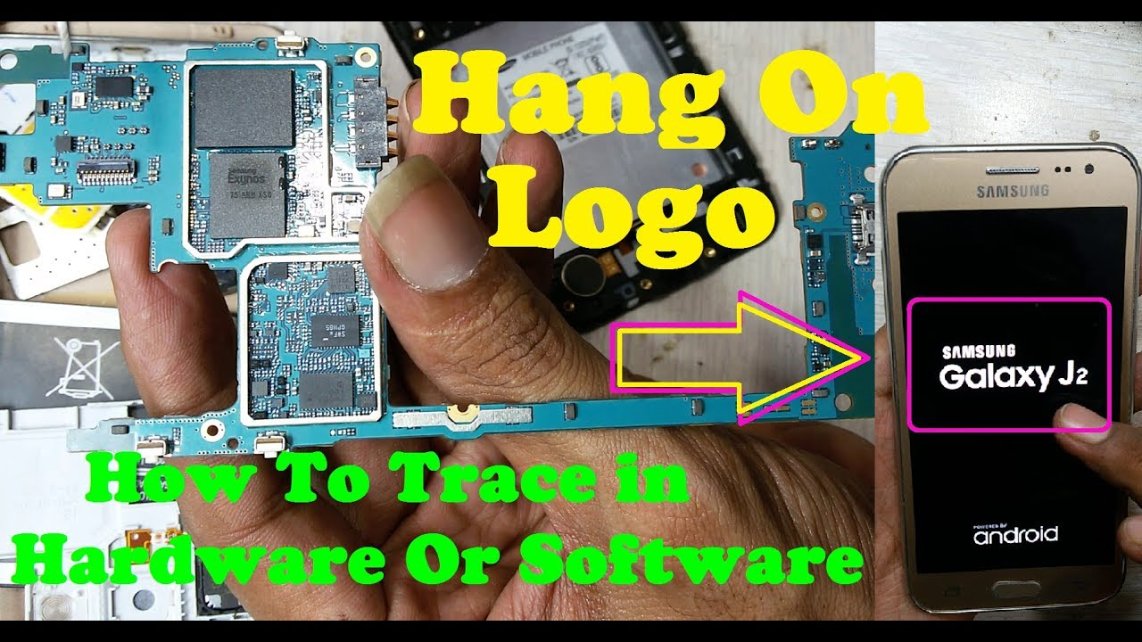 How To Fix Samsung Mobile Hang On Logo Solution / Samsung Phone Flashing Ok  But Not Power On PROBLEM