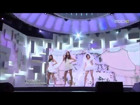 Uee,Yoona and Beg amazing song.flv