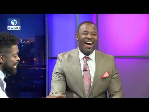Basket Mouth Talks About The Nigerian Police And Politics | The Other News