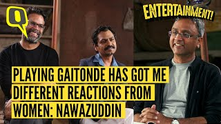 Sacred Games Season 2: Nawazuddin Siddiqui on Playing Ganesh Gaitonde | The Quint