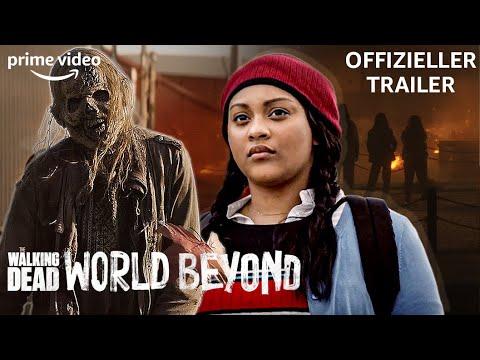 The Walking Dead World Beyond | Trailer | Prime Video DE
