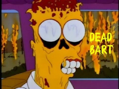 Dead Bart: The Lost Simpsons Episode