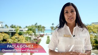 Meetings & Incentives at Hyatt Zilara and Ziva Cap Cana - Take the Tour