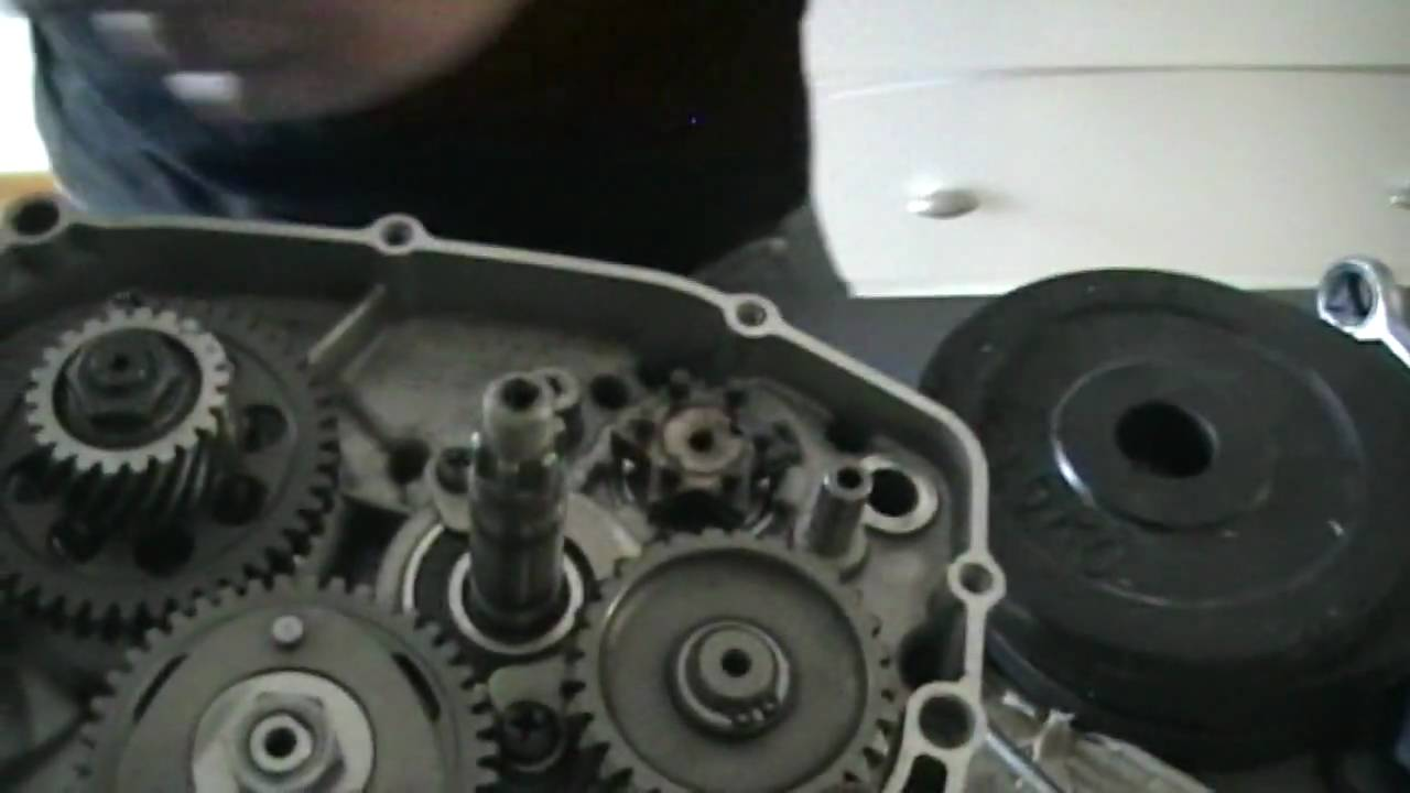 Yamaha Blaster Engine Diagram