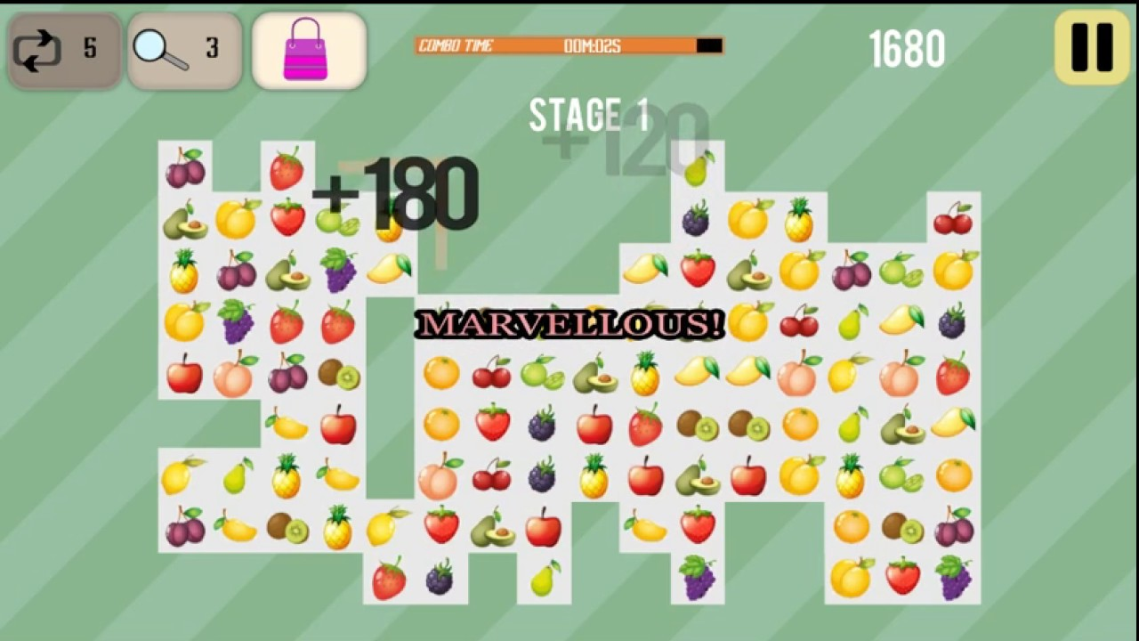 Game onet fruit - Onet Connect Fruit Gameplay Android