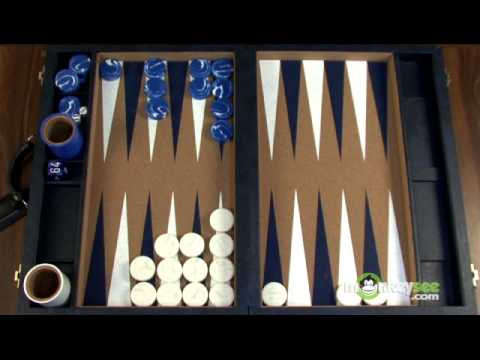 Backgammon Bearing Off