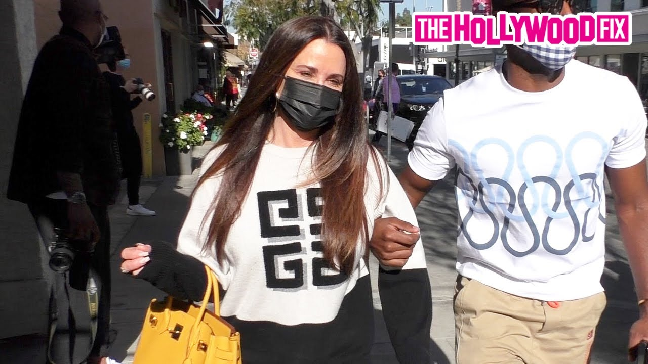 Kyle Richards Reveals The Fastest Way To Get Rich & Reacts To Lady Gaga Drama In Beverly Hills