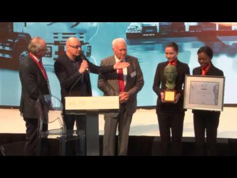 Cérémonie - Prix de l'Innovation 2017
