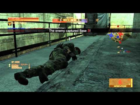 [MGO] - 0celot Reborn Vs. Extreme Effects |