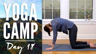 Yoga Camp - Day 18 - I Surrender