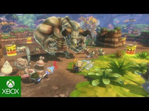 Happy Dungeons Daikanshasai trailer for Xbox One