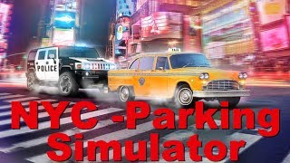 New York City Car Taxi and Bus Parking Simulator - App Check - iPhone / iPad iOS Game - Play w Games