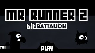 MR RUNNER 2 Level 1-8 Walkthrough