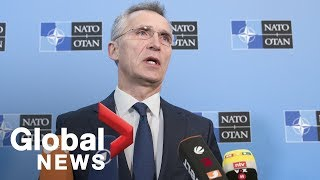 Jens Stoltenberg speaks about Russia threat, says NATO allies are increasing defence spending