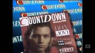 Countdown Magazine Ad (July 1987)