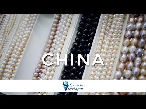 Compras no Mercado das Pérolas | Pequim | China