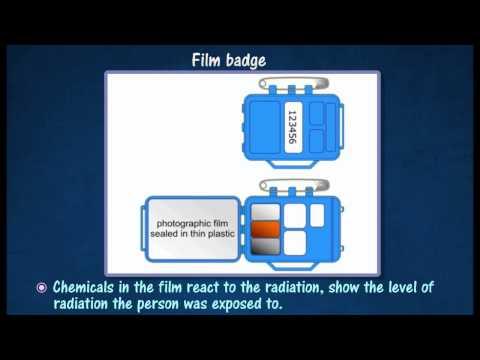 [5.2] Radioactive detectors   Photographic detectors