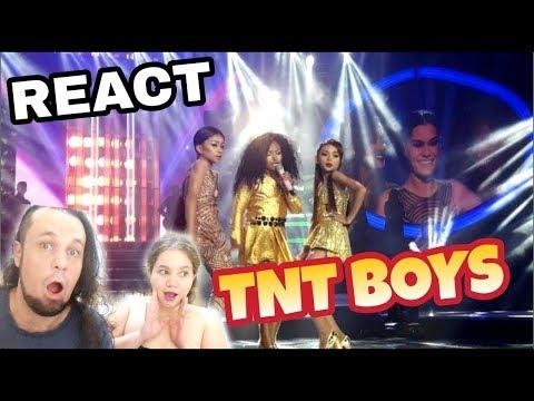 VOCAL COACHES REACT: TNT BOYS - BANG BANG ARIANA GRANDE JESSIE J NICKI MINAJ
