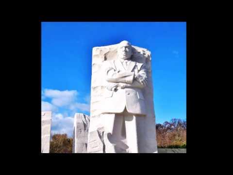 Martin Luther King Jr  Memorial in Washington D.C. -   Đài tưởng niệm Martin Luther King Jr. .