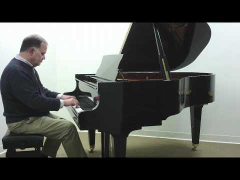 PianoWorks Demo Of Schimmel K169T Konzert