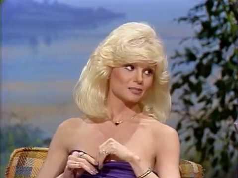 Loni Anderson - Tonight Show - 1980
