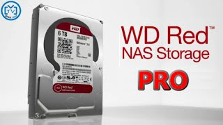 WD Red just went PRO