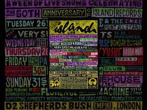 Various Artists - Island 50 Festival