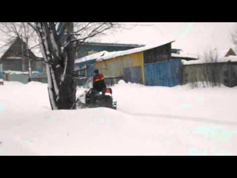 Снегоход Шихан