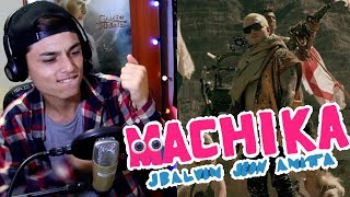 J. Balvin, Jeon, Anitta - Machika Reaccion !