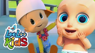 💛 Let`s Tell Lies 🎶 Educational Songs for Children | LooLoo Kids