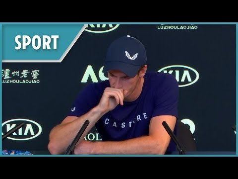 Emotional Sir Andy Murray announces his retirement after Wimbledon