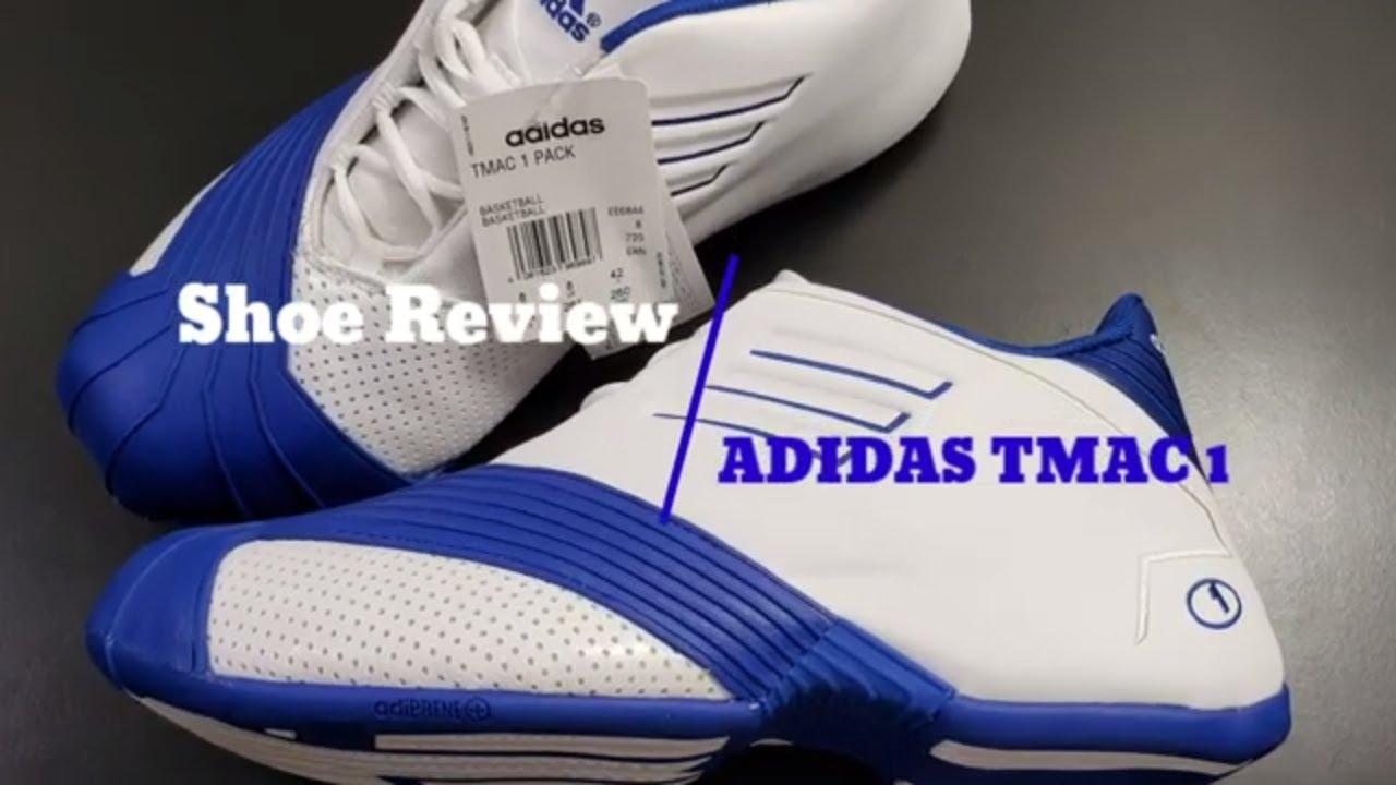 Adidas T-Mac 1 (2019) - YouTube