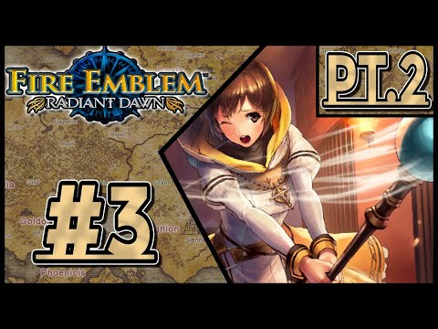 Let's Play Fire Emblem Radiant Dawn #3: Il rapimento (pt.2).